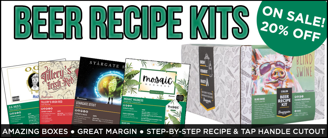 The 2018 Brewmaster Wine Equipment Presale!