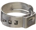 Stepless Hose Clamp - 3/4 in. OD Tubing (20 Pack)