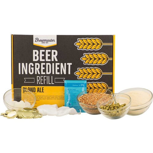 Beer Ingredient Refill Kit (1 Gal) - Blonde Ale
