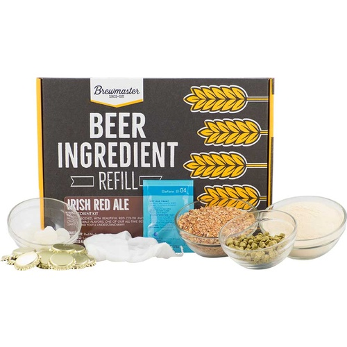 Beer Ingredient Refill Kit (1 Gal) - Irish Red
