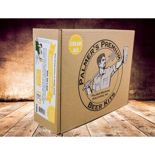 Palmer Premium Beer Kits - Kent's Hollow Leg - American Wheat