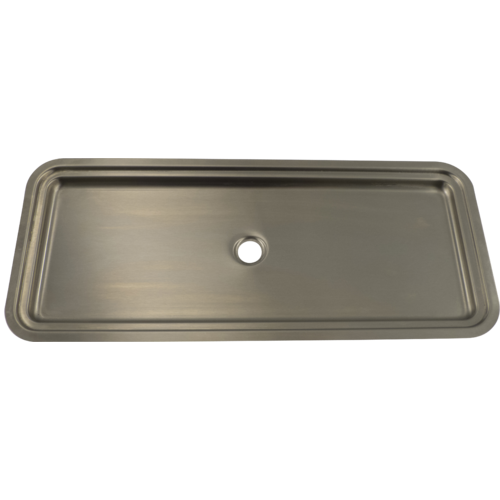 16 In Recessed Drip Tray