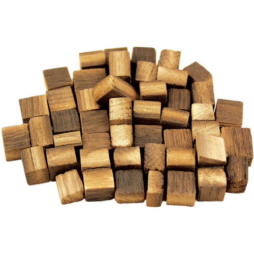 French Oak Cubes (Med +)