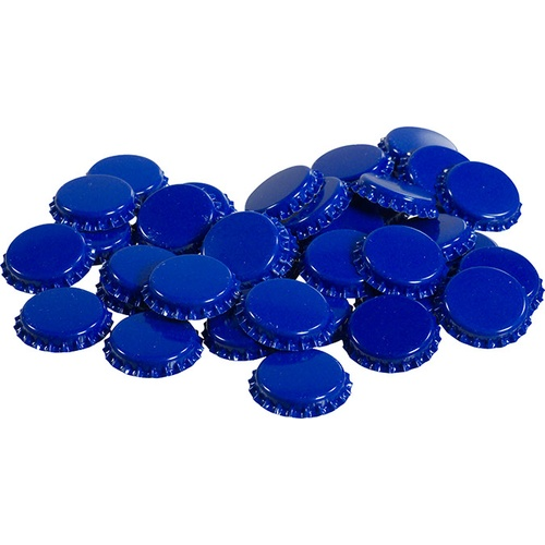Blue Oxygen Absorbing Bottle Caps