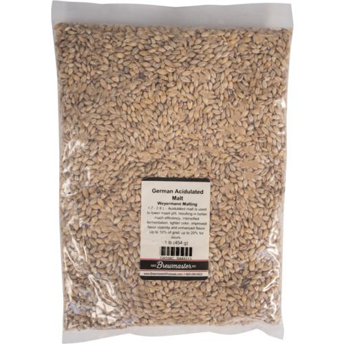 German Acidulated Malt - Weyermann Malting