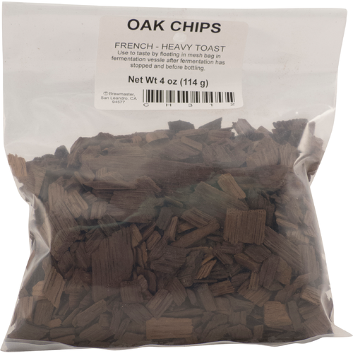 French Heavy Toast Oak Chips
