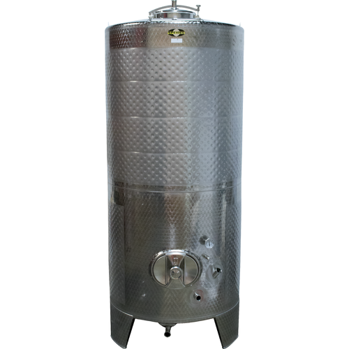 4400 l (1162 gal) Speidel Sealed Tank with Manway, Top Hatch & Max Jacket