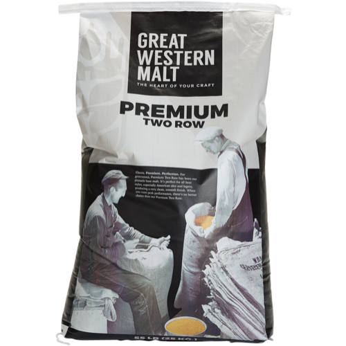 North American 2-Row Pale Malt - Great Western Malting