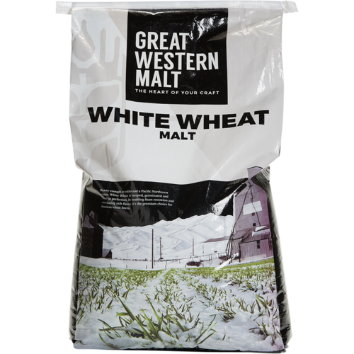 North American White Wheat Malt - Great Western