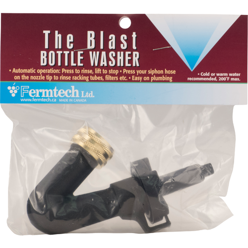 Bottle & Carboy Washer - The Blast