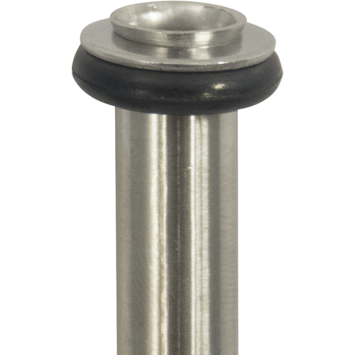Torpedo Keg Dip Tube - Short - Gas Side