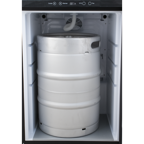 KOMOS® V2 Kegerator with Digital Thermostat - DROPSHIP FedEx GROUND ONLY