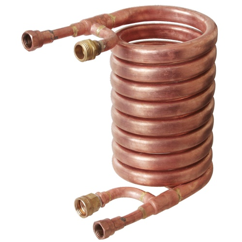 Wort Chiller - Counterflow Chiller (With 1/2